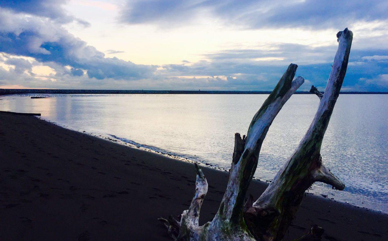 Ode Senja Iona Beach