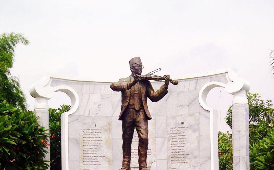 WR Soepratman: Saja Jakin Indonesia Pasti Merdeka 🇮🇩