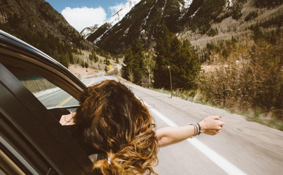Berkendara Menyusuri British Columbia