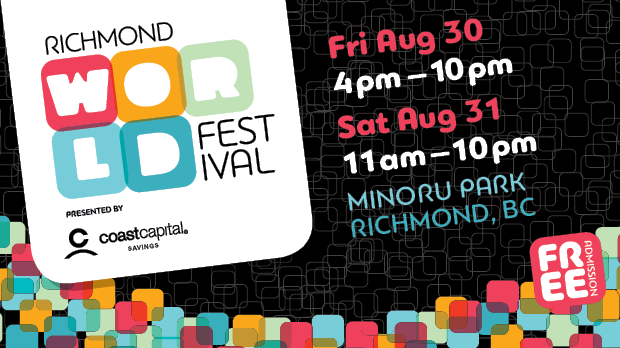 Richmond World Festival 2019