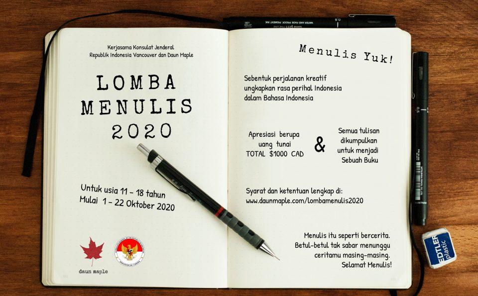 Lomba Menulis 2020