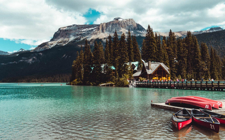 Perindu Danau British Columbia