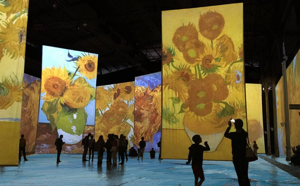 Ekspedisi Menembus Kanvas Van Gogh